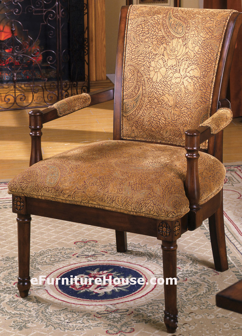 antique oak accent chairs  living room accent chair for sale