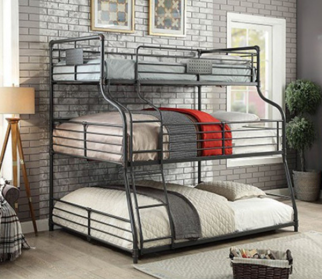 Editor's Choice: Metal and Industrial Style Bunk Beds