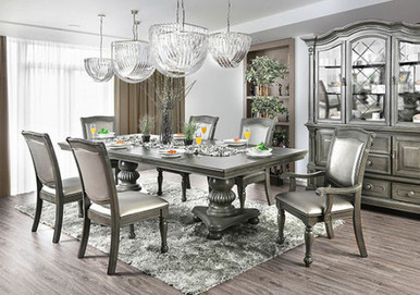 formal dining room sets for 8 | Alpena 7 Piece Formal Dining Room Set for 8 persons
