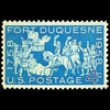 1958 4c Fort Duquesne Mint Single