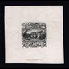 1869 30¢ Pictorial Die Essay