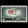 1963 5c International Red Cross Mint Single