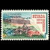 1964 5c Nevada Statehood Mint Single