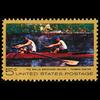 1967 5c Thomas Eakins Mint Single