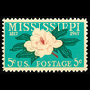 1967 5c Mississippi Statehood Mint Single