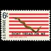 1968 6C First Navy Jack Mint Single