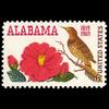 1969 6c Alabama Statehood Mint Single