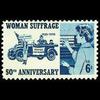 1970 6c Women Suffrage Mint Single