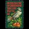 1971 8c Christmas Partridge Mint Single