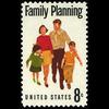 1972 8c Family Planning Mint Single