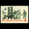 1973 8c Pamphlet Printing Mint Single