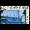 1973 8c Boston Tea Party-Ship Mint Single