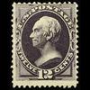 1870 12c Clay, Dull Violet, Fine Unused