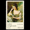 1974 10c T. Gainsborough Mint Single