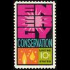 1974 10c Energy Conservation Mint Single