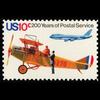 1975 10c Airplanes Mint Single