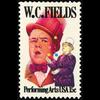 1980 15c W.C. Fields Mint Signle
