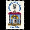 1981 18c Savings & Loans Assoc. Mint Single