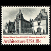 1981 18c Biltmore House Mint Single