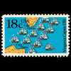 1981 18c Virginia Capes Mint Single