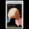 1982 20c George Washington Mint Single