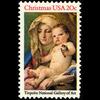 1982 20c Madonna & Child Christmas Mint Single