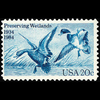 1984 20c Preserving Wetlands Mint Single