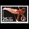 1988 25c Summer Olympics Mint Single