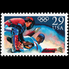 1992 29c Olympic Baseball Mint Single