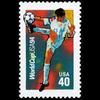 1994 40c World Cup Soccer Mint Single