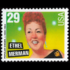1994 29c Ethel Merman Mint Single