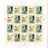 1994 Cranes Mint Sheet