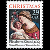 1994 29c Madonna & Child Traditional Mint Single