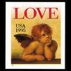 1995 32c Love Cherub Self-Adhesive Mint Single