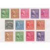 1939 Presidential Rotary Press Coils, Mint