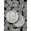 Kennedy Half Dollar #3 Folder Starting 2000