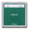 2X2 Color Coded Holder Dime-25 Per Box