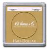 2X2 Color Coded Holder Half $-25 Per Box