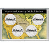 Westward Journey Nickel Series Lewis and Clark, Frosty Case 2x3 (4)