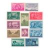 1945-46 Commemorative Mint Year Set