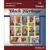 Black Heritage US Stamp Packet (15 ct)
