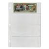 4 Pocket Mylar Currency Sheet