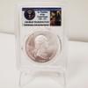 "George Washington ""1789"" Presidential Medal (36363607) 99.9% silver"