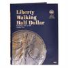 Liberty Walking Half Dollars #2 1937-1947