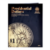 Presidential Dollar Folder #1, 2007-2011 - P&D Mint