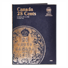 Canadian 25 Cents #2, 1911-1952