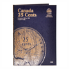 Canadian 25 Cents #3, 1953-1989