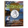 Harris National Park Quarters Folder - P&D Mints