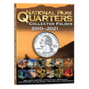 Whitman National Park Quarters Folder