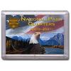 National Park Quarter Holder - Eagle 2x3